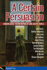 A Certain Persuasion anthology cover